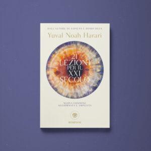 21 lezioni per il XXI secolo - Yuval Noah Harari - Libreria Tlon
