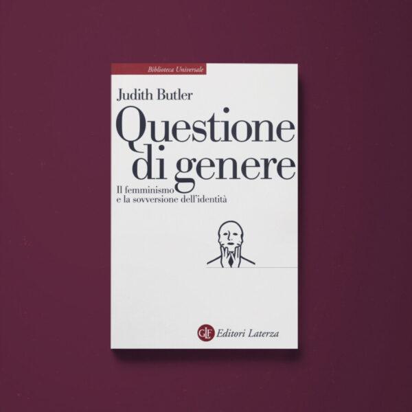 Questione di genere - Judith Butler - Libreria Tlon