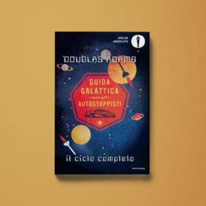 Guida galattica per gli autostoppisti - Douglas Adams - Libreria Tlon