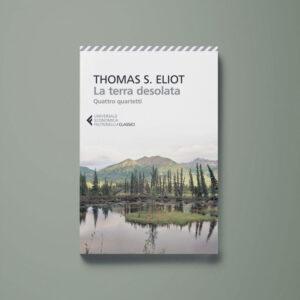 La terra desolata - Thomas S. Eliot - Libreria Tlon