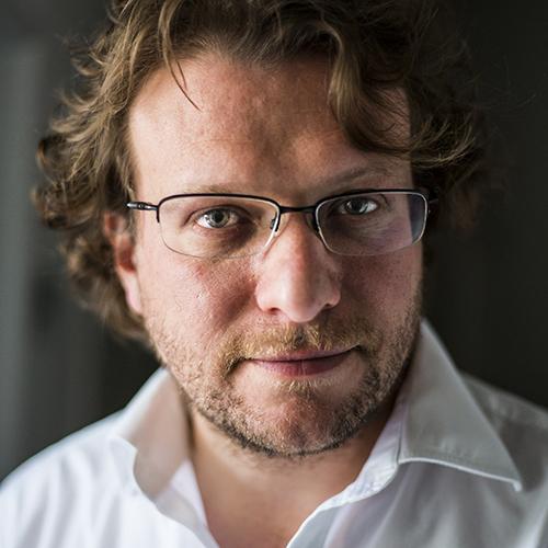 Peter Pomerantsev. Foto di Milan Jaroš