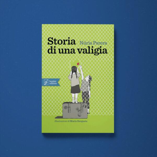 Storia di una valigia - Núria Parera - Libreria Tlon