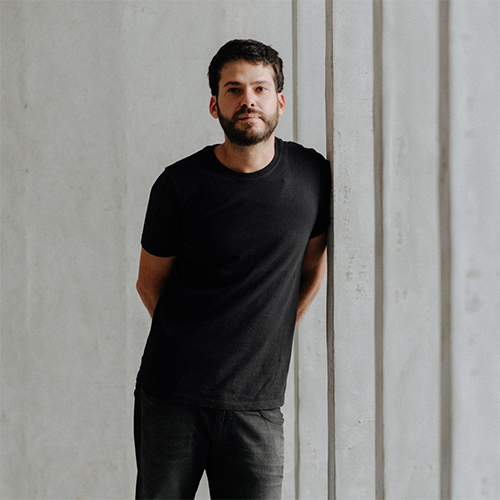 Paulo Tavares. Foto di Gabriel RIbeiro