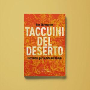 Taccuini del deserto - Ben Ehrenreich - Libreria Tlon