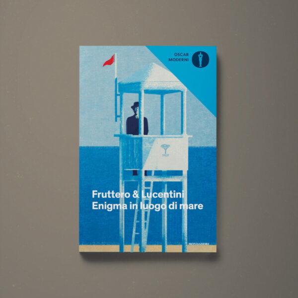 Enigma in luogo di mare - Carlo Fruttero, Franco Lucentini - Libreria Tlon