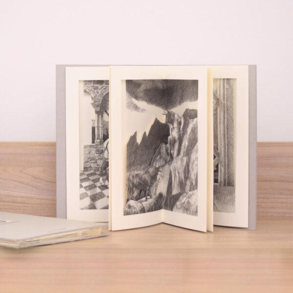 Manuale di zoologia fantastica - Maurizio Quarello - Aleph Bookshop - La Galleria Nazionale