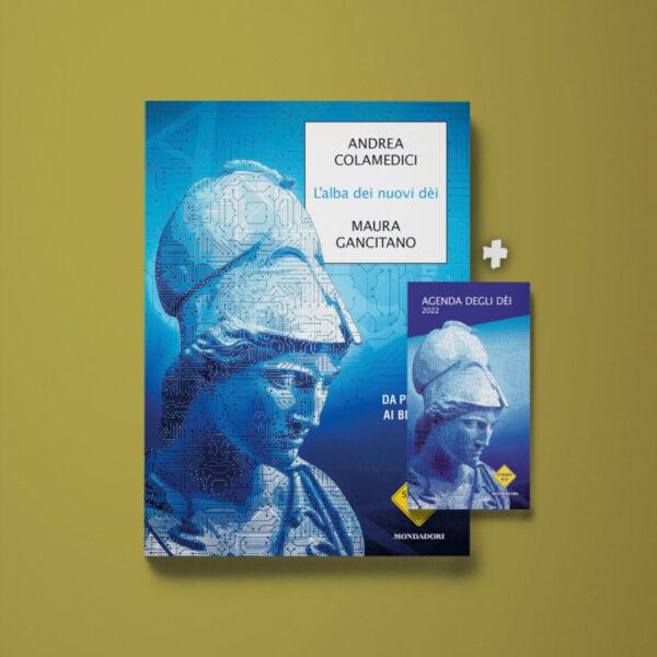 L'alba dei nuovi dèi + Agenda degli dèi - Andrea Colamedici, Maura Gancitano - Libreria Tlon